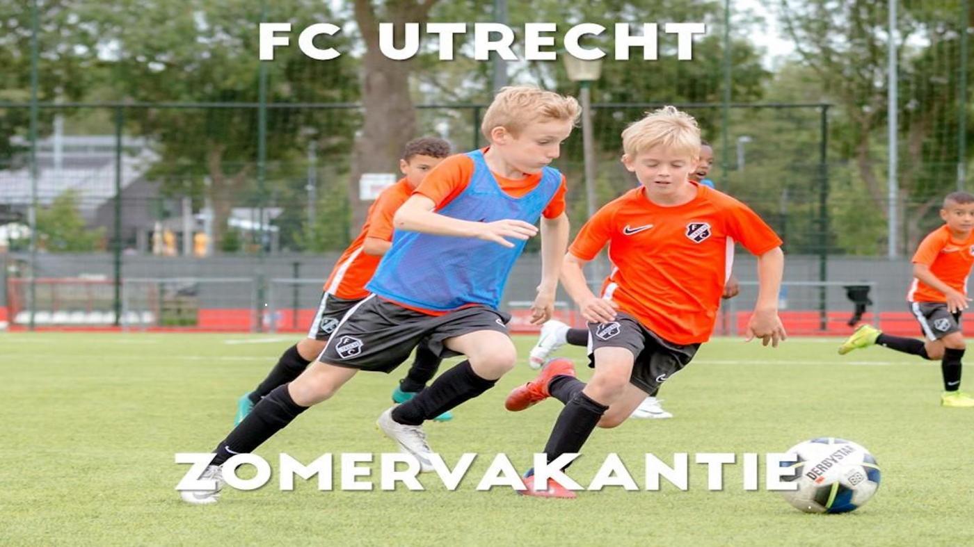 FC Utrecht Voetbaldagen op 13 en 14 augustus bij SDO Bussum!