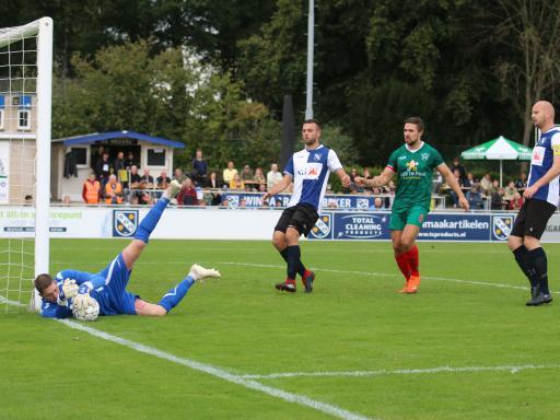 SDO 1 verliest in eigen huis van De Zouaven in doelpuntrijk duel (3-4)