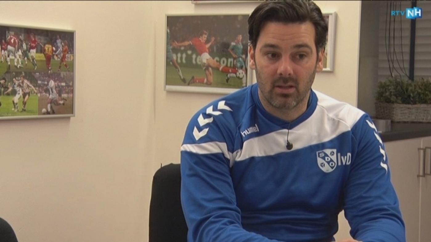 Ivar van Dinteren toegelaten tot UEFA Pro opleiding