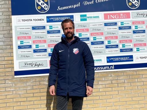 Patrick Kreuning volgend seizoen trainer FC Utrecht JO9