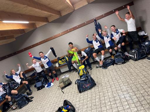 SDO JO11-1 Wint Bussumse Derby van BFC