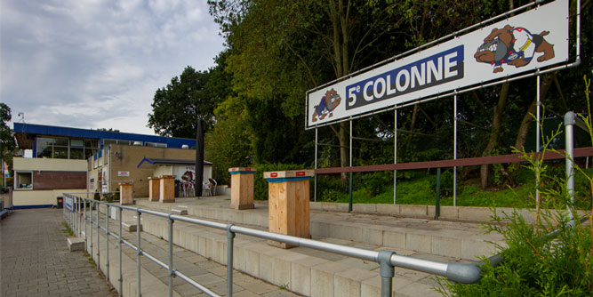 5de Colonne